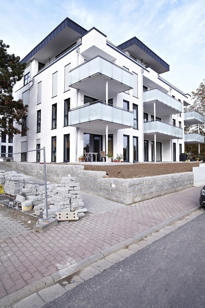 Wohnanlage Bad Vilbel