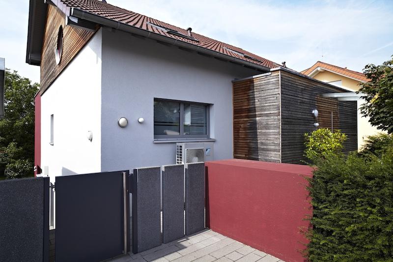 Umbau / Sanierung eines Einfamilienhauses