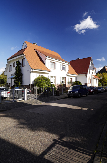 Umbau eines Einfamilienhauses in Hanau