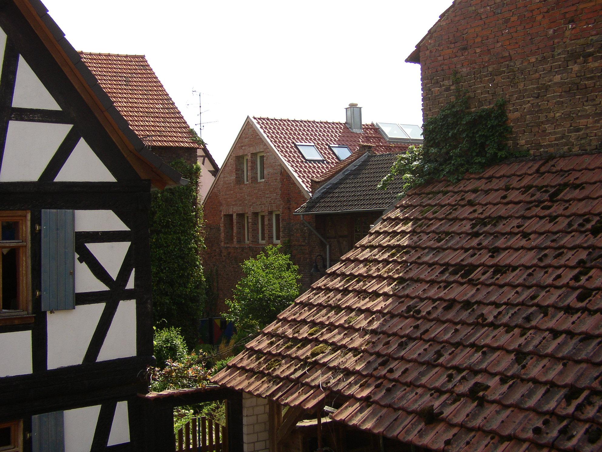Scheunenumbau in Hanau
