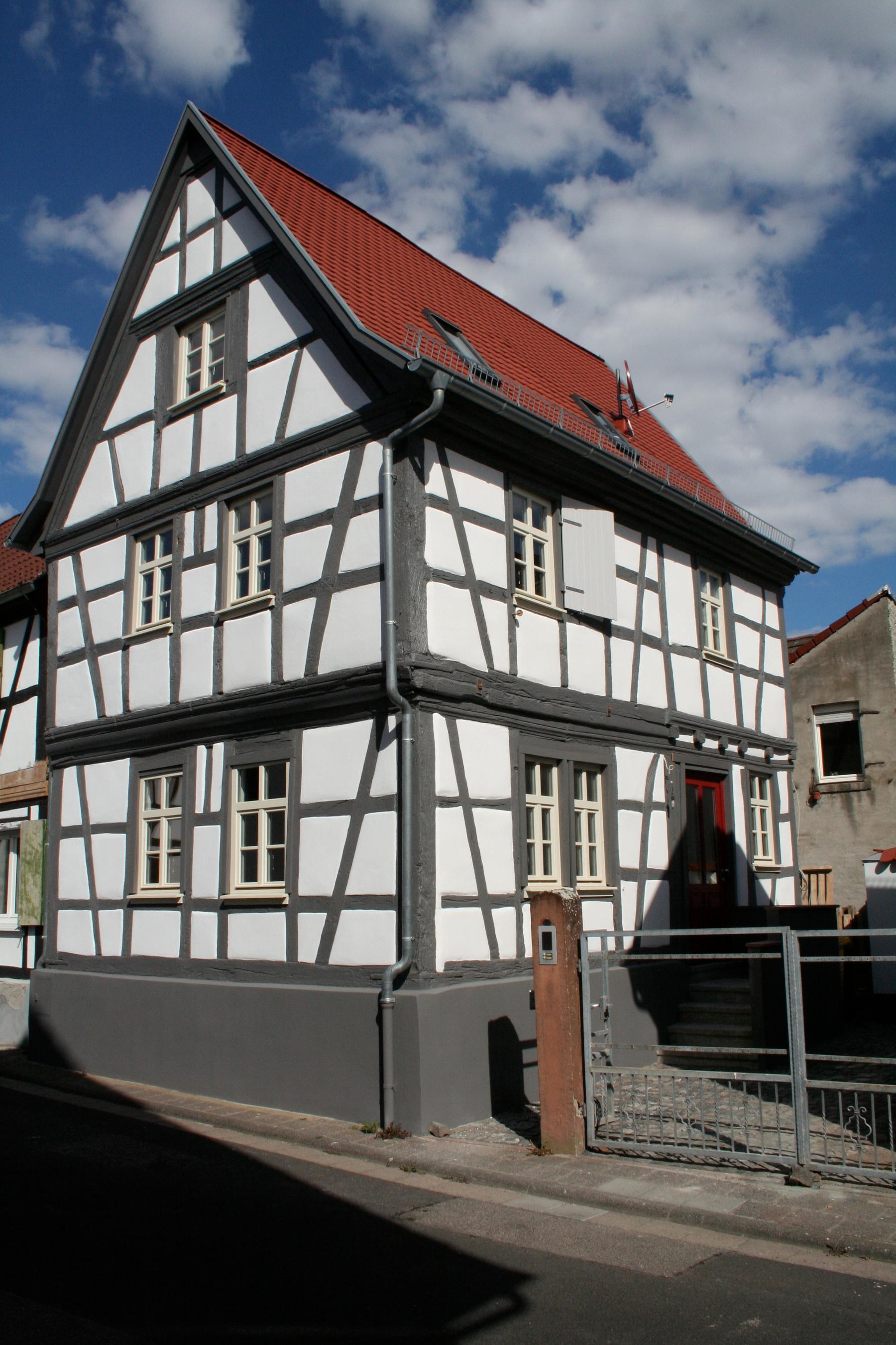 Sanierung / Erweiterung eines denkmalgeschützten Ensembles in Hanau