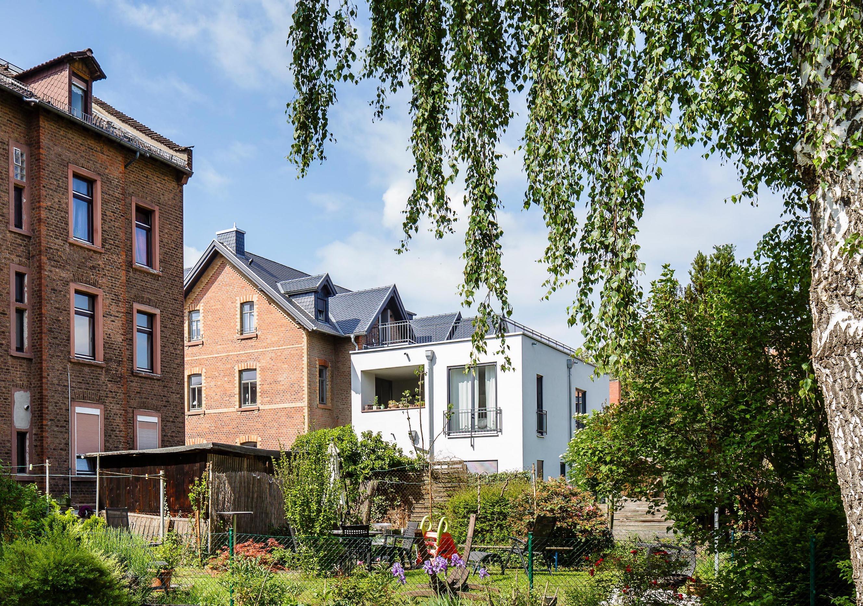 Sanierung / Umbau / Erweiterung von 5 Wohneinheiten in Hanau
