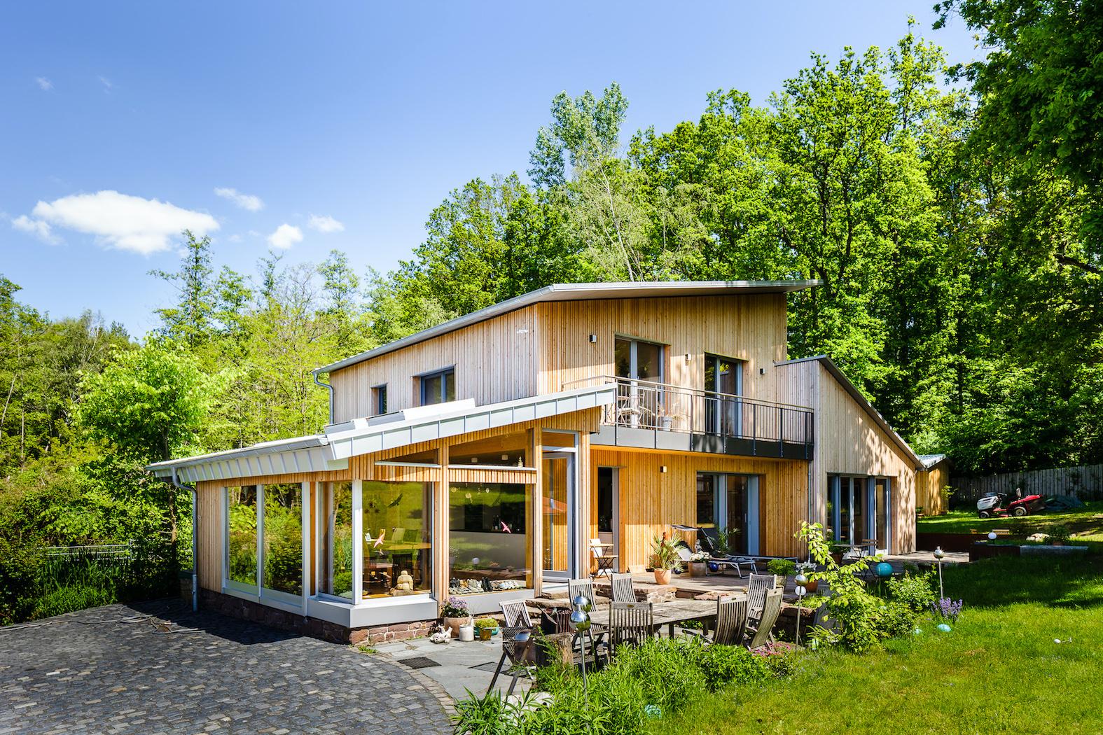 Umbau / Erweiterung eines Forsthauses